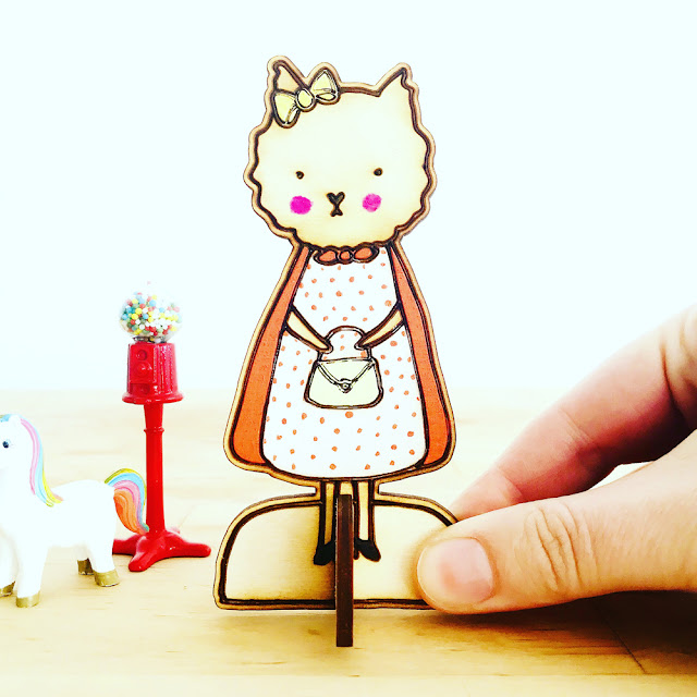 Linzer Lane Dollhouse Heirloom Doll Collection   Linzer Lane Blog #dollhouse #heirloomdoll