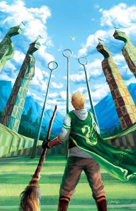Clube de São Paulo promoverá RPG com tema Harry Potter