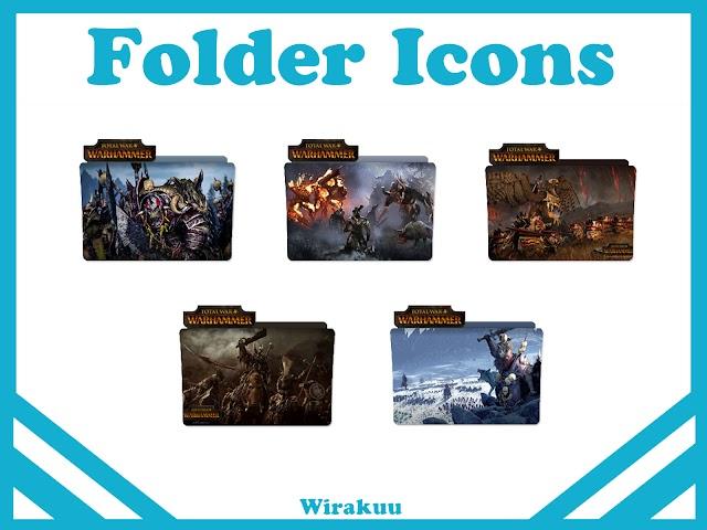 Free Download Folder Icons Game Total Warhammer