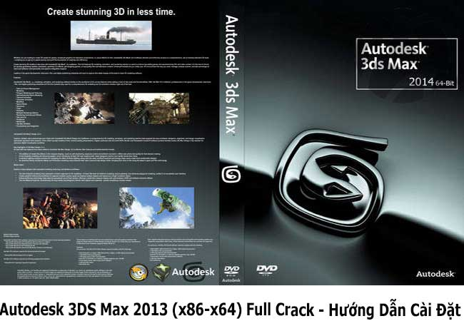 crack autodesk 3ds max 2013