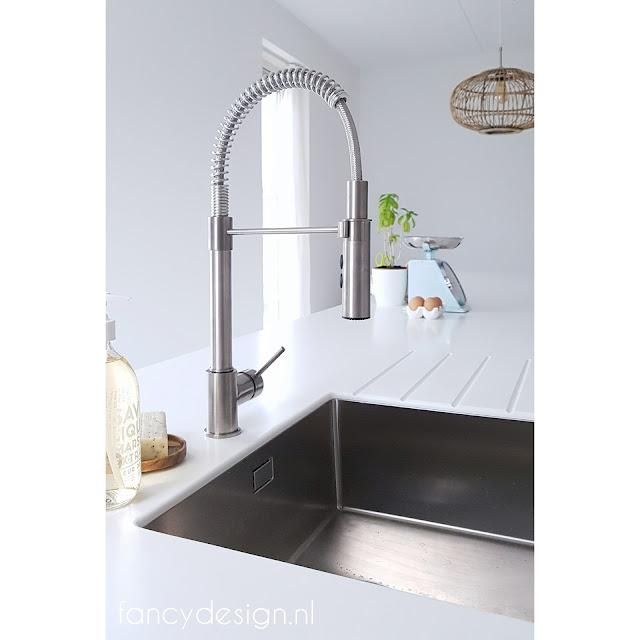 Fancy Design Blog Nieuwbouw Keuken
