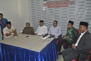 <b>TGB Dukung Jokowi Dua Periode, Pilihan Yang Sangat Realistis</b>
