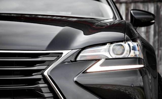 Lexus GS200t 2017 faros