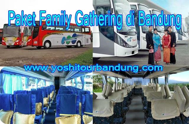 Paket Family Gathering di Bandung