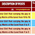 Classification of Posts under the CCS (CCA) Rules, 1965 - DoPT OM dated 8.12.2017