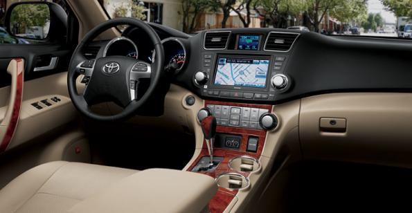 2018 Toyota Highlander Changes