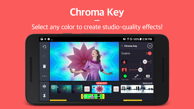 KineMaster – Pro Video Editor Apk for Android