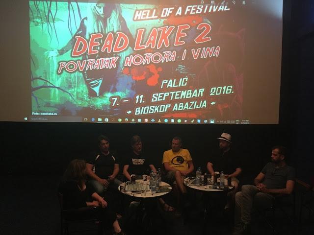 Završen Dead Lake festival – Najbolji film Scherzo Diabolico