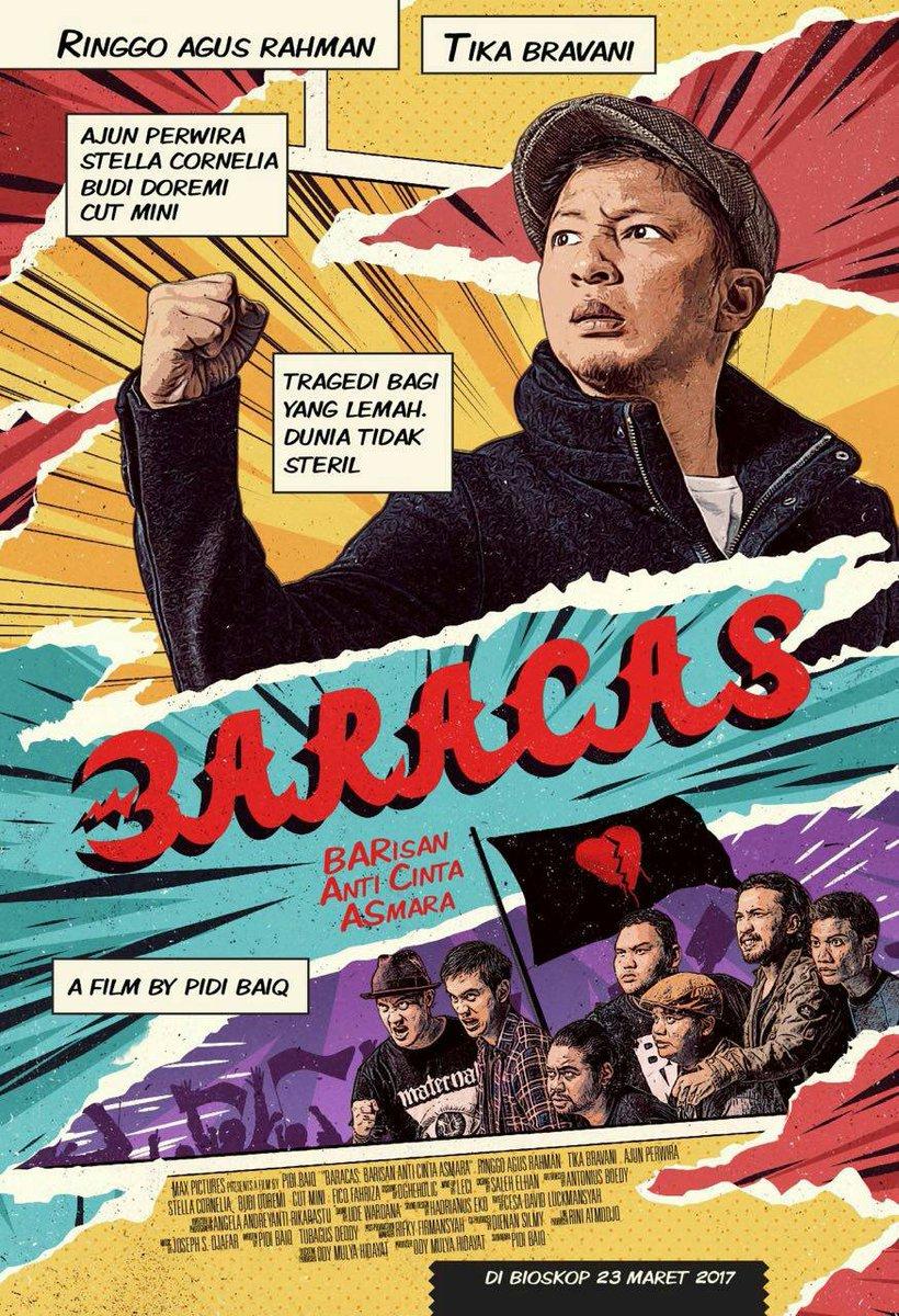 Lirik Lagu Soundtrack Film Baracas Pidi Baiq