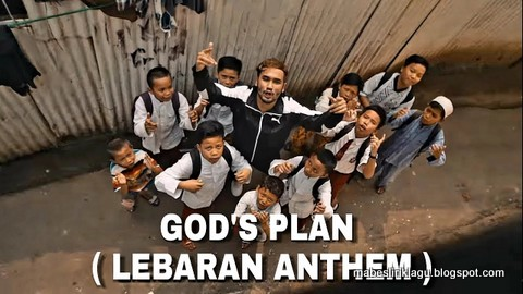 JFlow - God's Plan (Lebaran Version)
