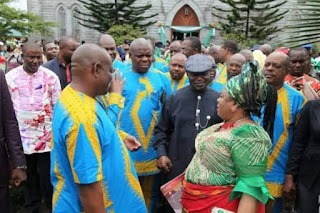 , Nigerian Former First Lady Spotted In Okirika Rivers State, Latest Nigeria News, Daily Devotionals & Celebrity Gossips - Chidispalace