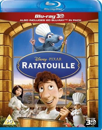 Ratatouille 2007 Dual Audio Hindi Bluray Movie Download