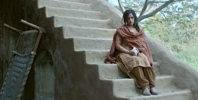 A heart touching song 'Dard' from Sarbjit is released.