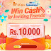 {Last Day + Big Loot} UC Mini - Refer & Earn ₹10000 In Bank + ₹50 PayTM Recharge Code (App Already Varified + Proof Added)