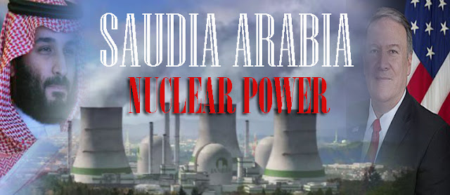 Saudia Arabia will not Permit to Become a Nuclear Power