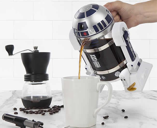 Cafeteira do R2-D2, de Star Wars