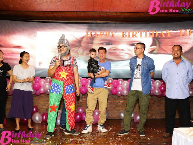 mc tiệc sinh nhật ở Biên Hòa