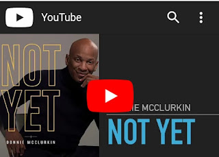 Donnie mcclurkin_Not yet