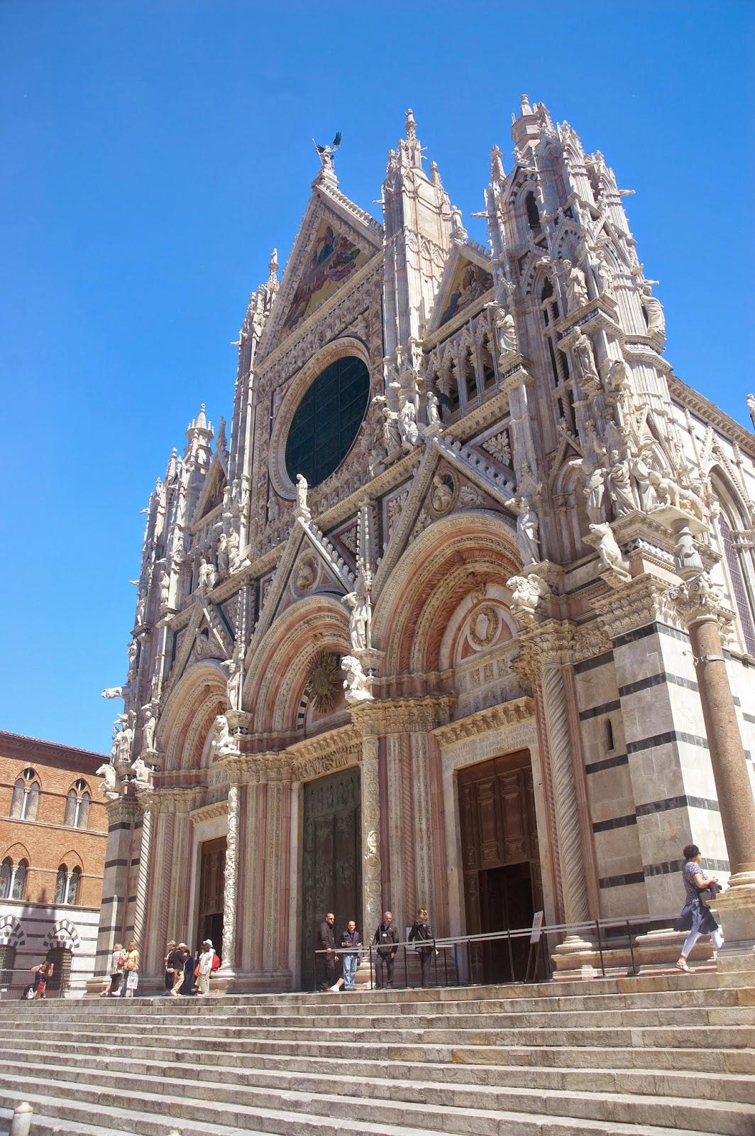 kościół w Sienie