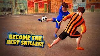 Game Sepak Bola Android / IOS Terbaik dan Terpopuler - SkillTwins Football Game