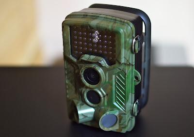 トレイルカメラの写真