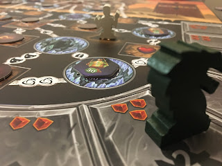 Clank! The Mummy's Curse Expansion Croxobek