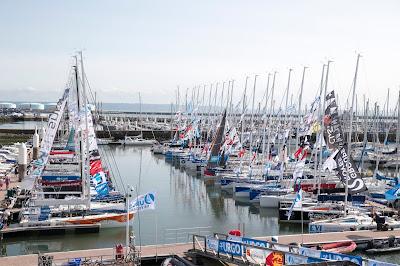 Départ ce dimanche (13h) de la Solitaire URGO au Havre