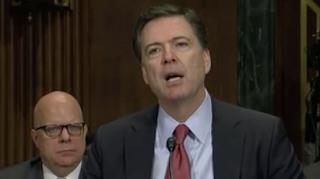 FBI Director Comey Back In Spotlight