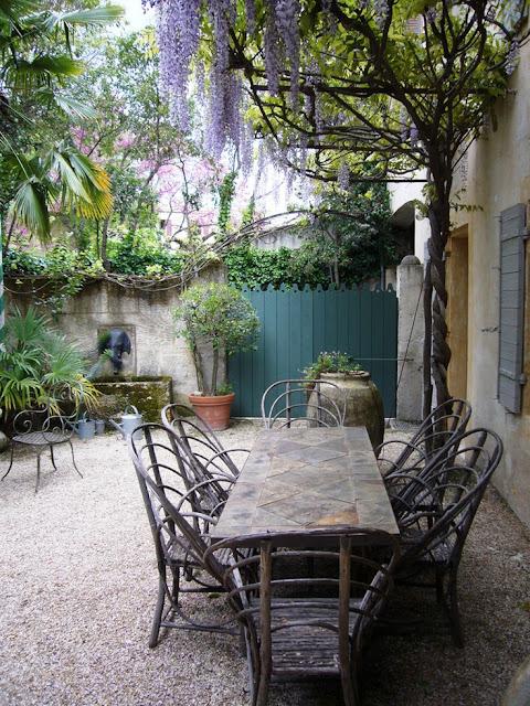 Dominique Lafourcade Paysagiste en Provence