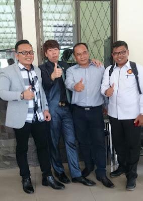 Direktorat Reskrimsus Polda Lampung Menang telak!!!