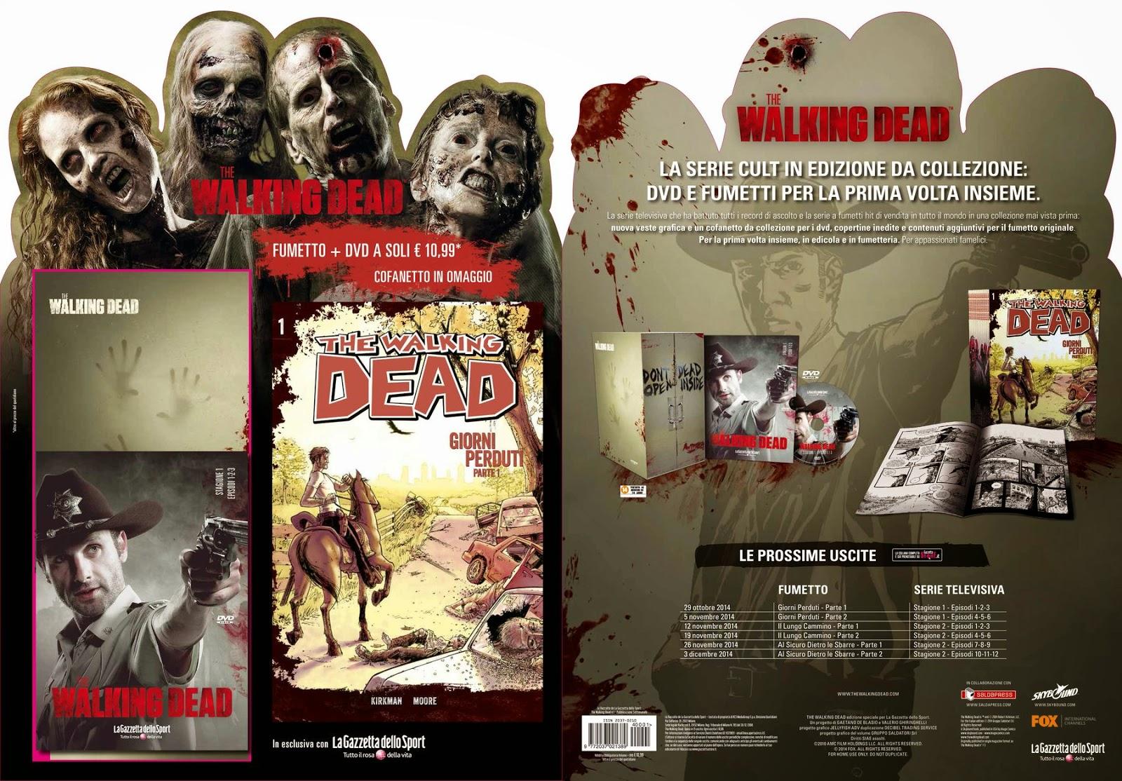 The Walking Dead (Gazzetta dello Sport)