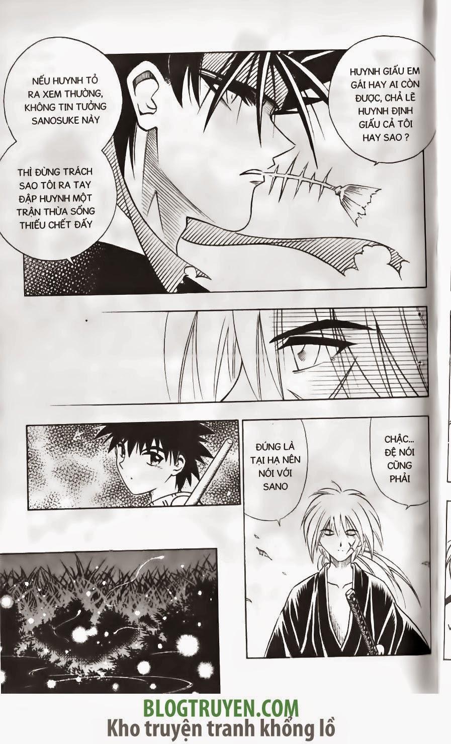Rurouni Kenshin chap 154 trang 16