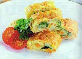 Resep Omelet Telur Pake Mie Sayuran