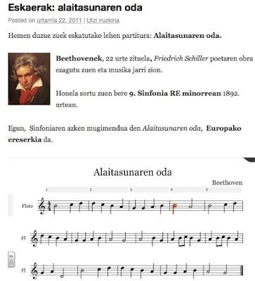 Alaitasunaren Oda-Beethoven