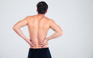 Dolor muscular de espalda