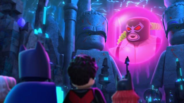 Lego DC Comics Superheroes: Justice League – Gotham City Breakout - Latino - 1080p - Captura 5