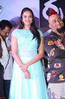 Pujita Ponnada in transparent sky blue dress at Darshakudu pre release ~  Exclusive Celebrities Galleries 036.JPG