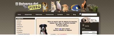 El Universo del Perro Tienda Online