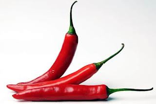 Menggunakan Red Chili