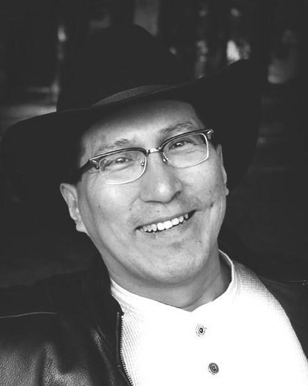 Canadian novelist, Richard Wagamese
