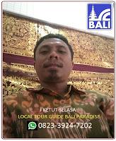 Tour guide Nusa Penida