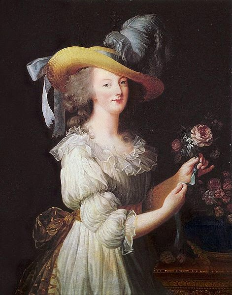 La Reine en Gaulle by Louise Élisabeth Vigée Le Brun, 1783