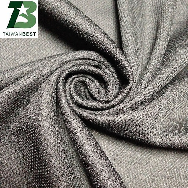 mesh fabric for sport shoes black 1