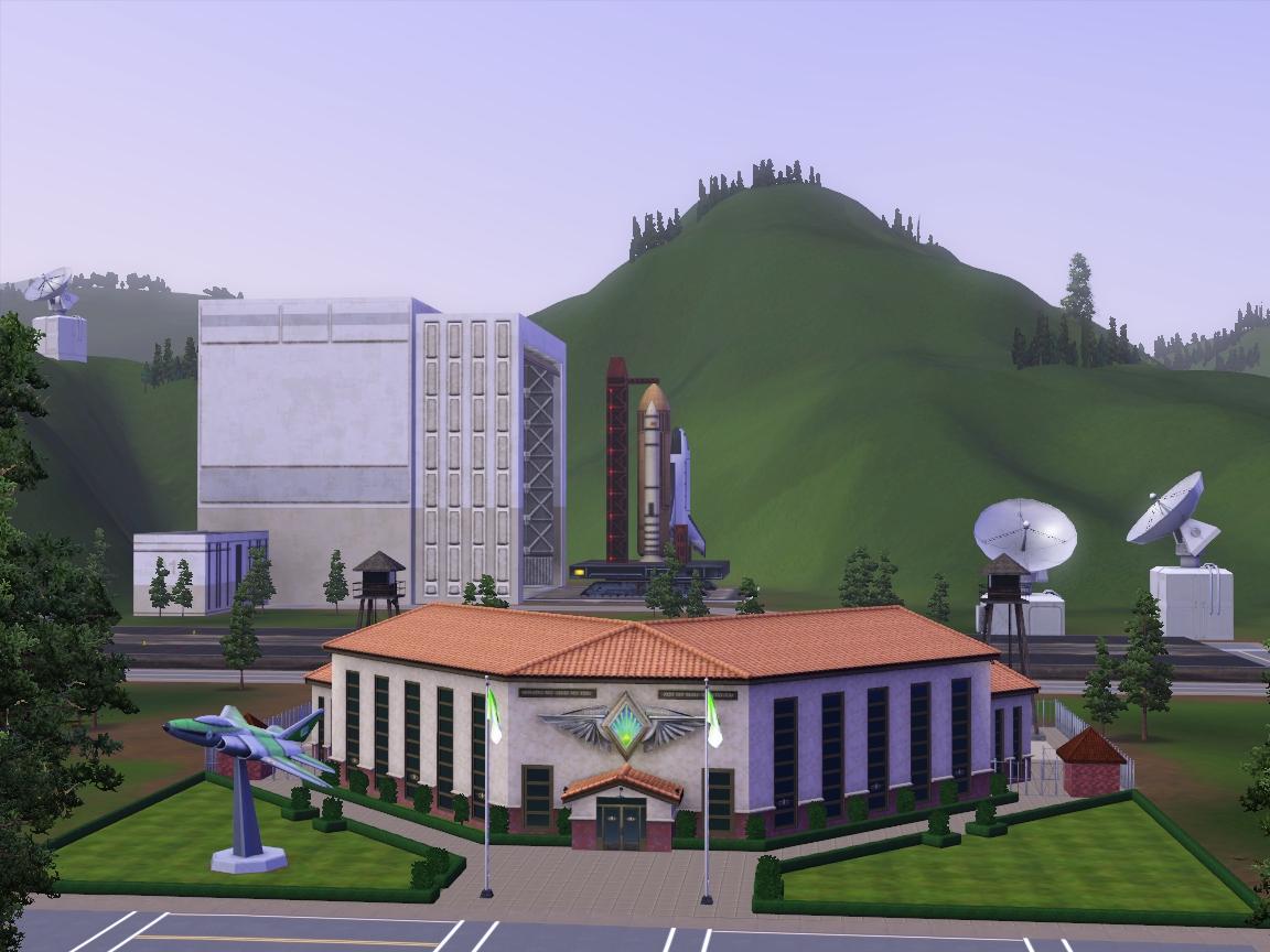 Summer's Little Sims 3 Garden: Sunset Valley (The Sims 3