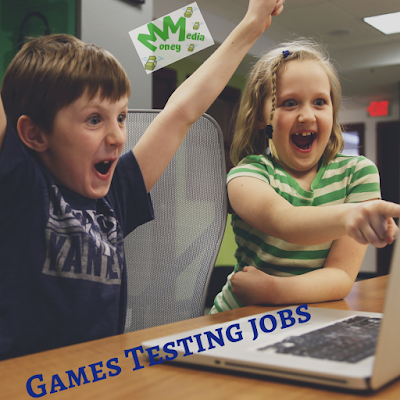 Video Game Tester Jobs (Work from home)