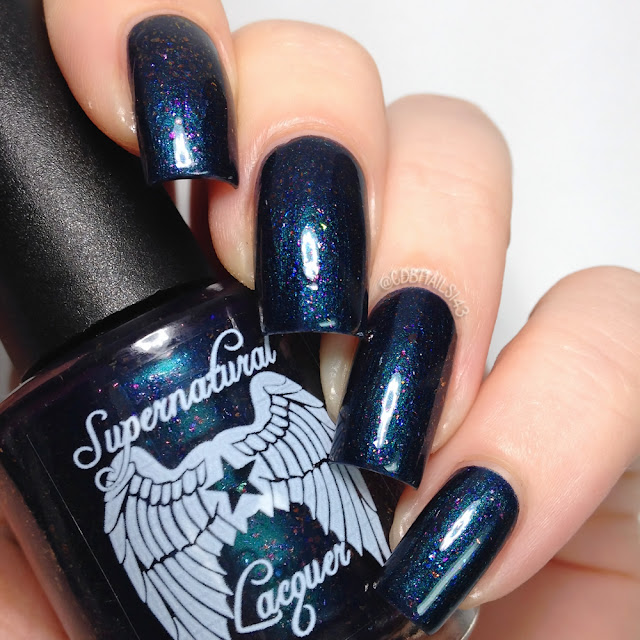 Supernatural Lacquer-Mystic Maiden