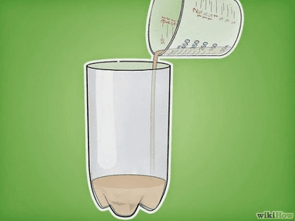 Cara membuat jebakan nyamuk dengan botol aqua