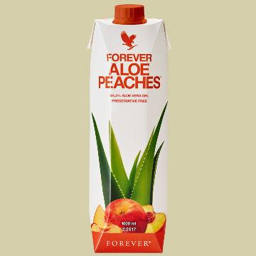 Нектар от алое вера и праскови /Forever Aloe Bits n' Peaches/