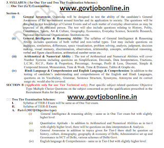 DSSSB AE Exam Pattern and Syllabus for Civil and Electrical Engineer Jobs.png