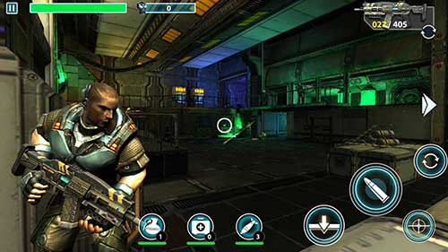 Rescue: Strike Back v0.994 Apk + Datos SD Mod [Dinero]
